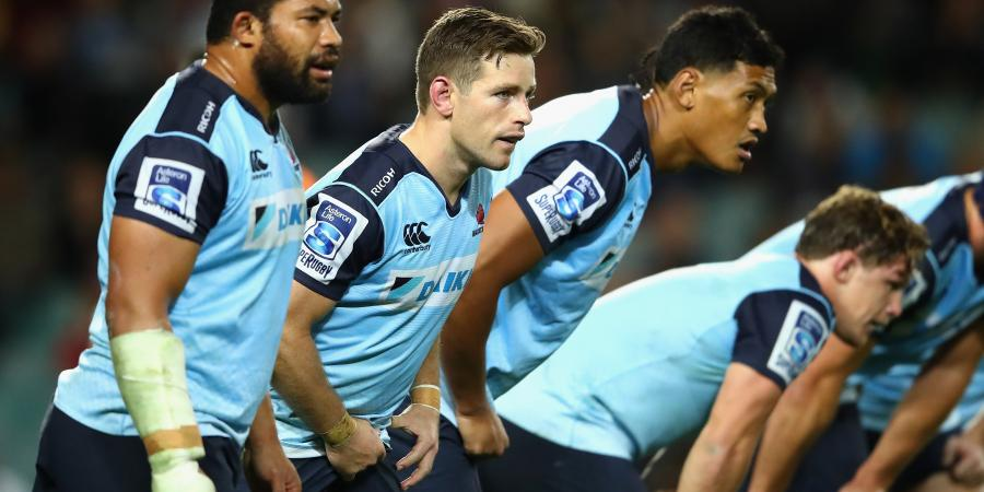 Loss hurts Tahs' Super Rugby finals hopes