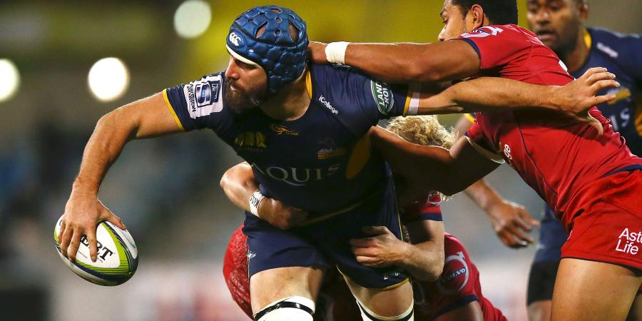 Brumbies hopeful Fardy will play Force