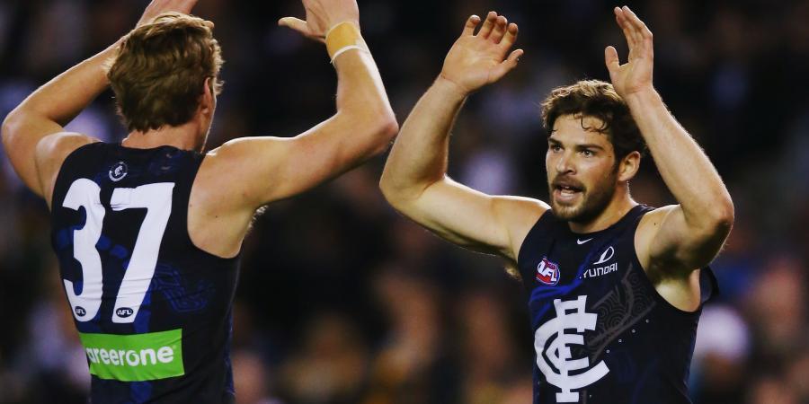One-match AFL ban for Blue Levi Casboult