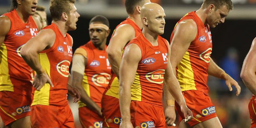 Ablett blow a leadership call for Suns