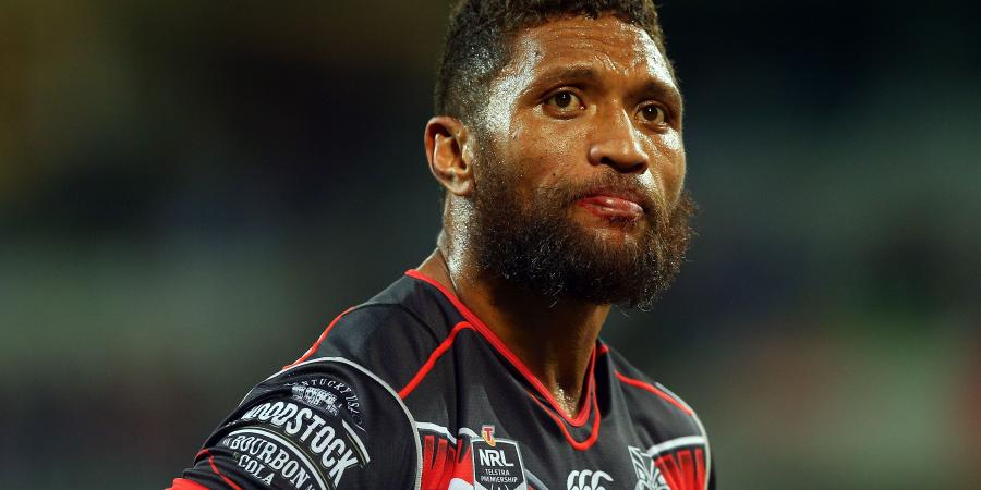 Team, not tries, Manu Vatuvei's priority