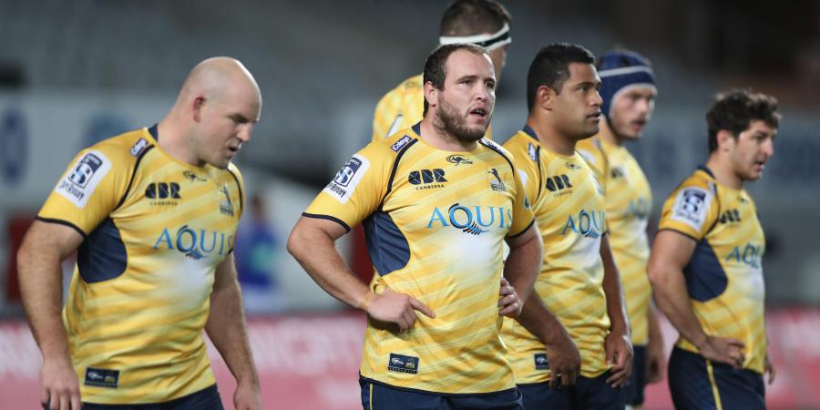 Ben Alexander re-signs with Brumbies
