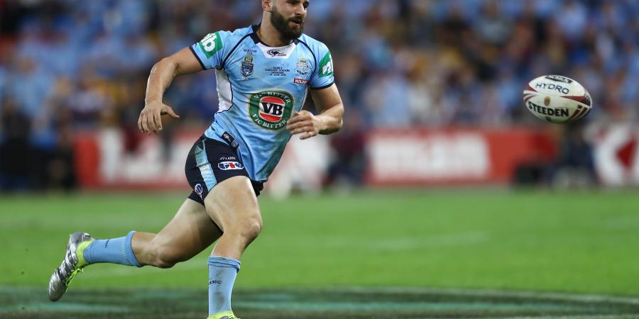 Jennings scores Mansour kiss in Origin win