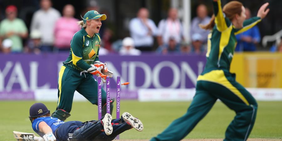 Girls-only cricket 'not good for skills'