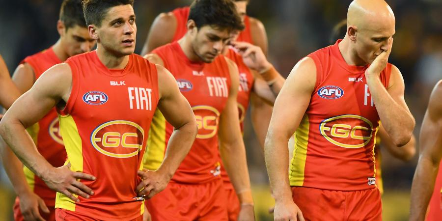 Suns lose another star midfielder for Bulldogs clash