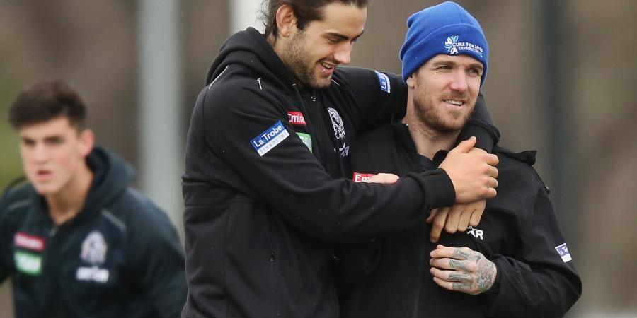 'Pies, Swan yet to decide his AFL fate