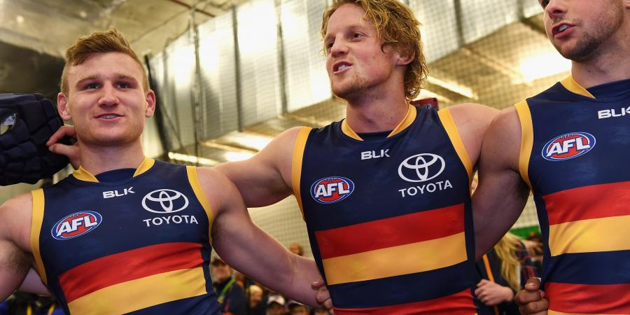Fantasy Favourite out for Crows clash v Magpies