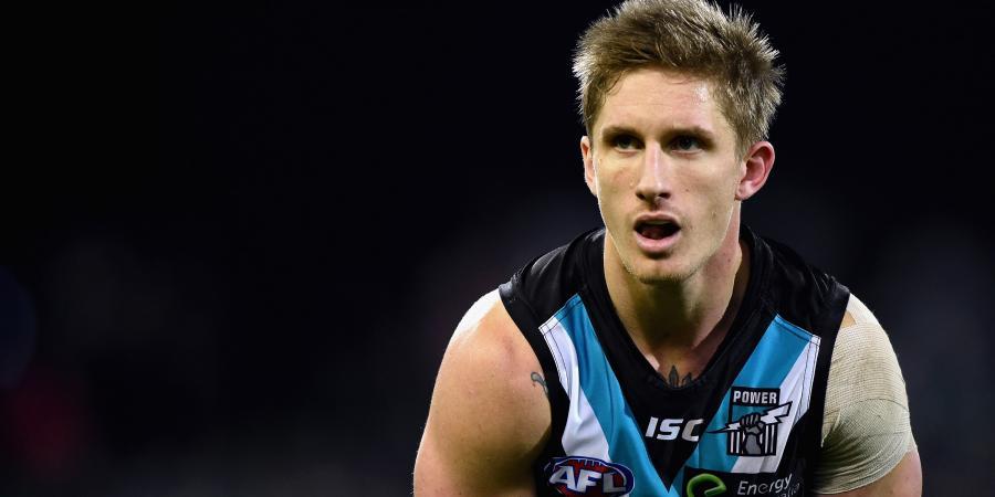 AFL Statement: Port Adelaide & Hamish Hartlett
