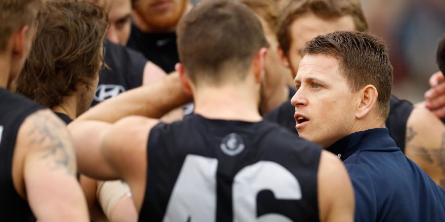 Spirited Carlton still up for AFL fight