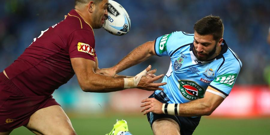Teddy shines for NSW, sets sights on Roos