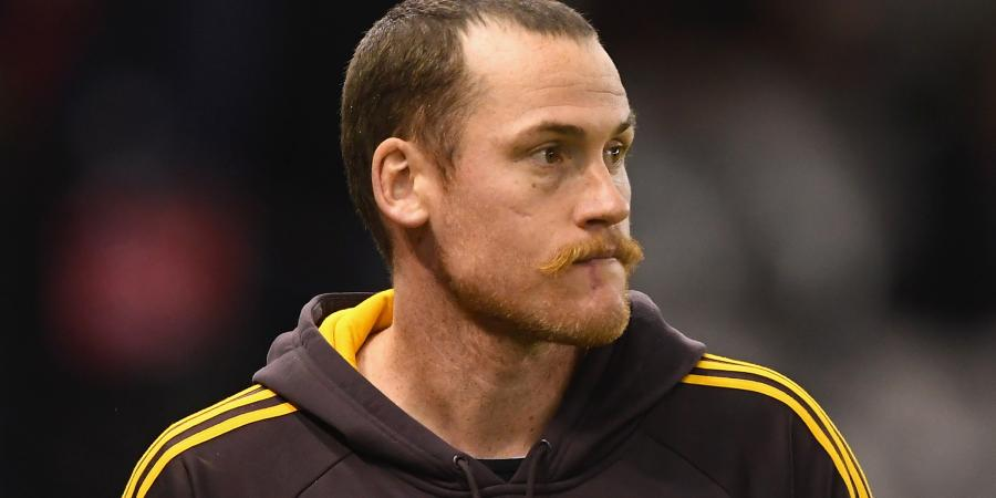 Roughead Hawks' soothing influence