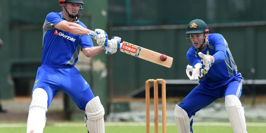 Shaun Marsh hits ton in Aussie trial match