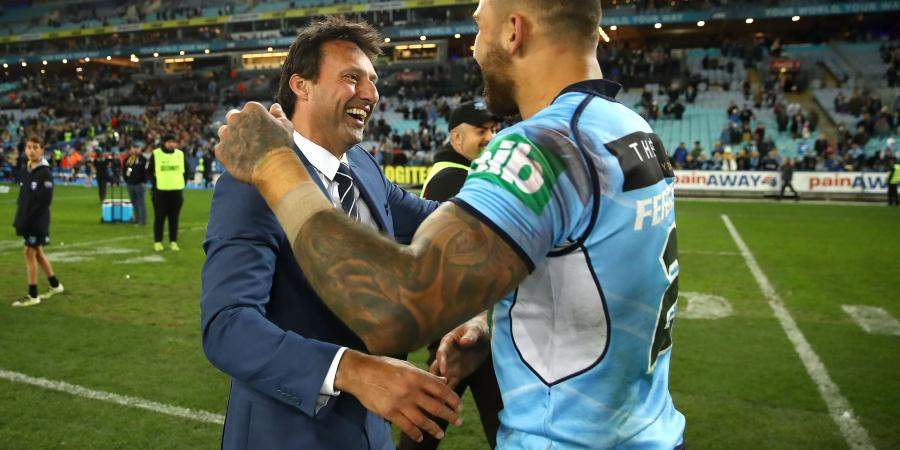 NSW hit out at Daley critics