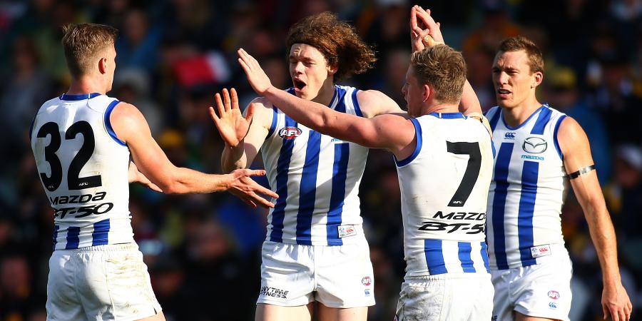 Brown shines for Roos in big season