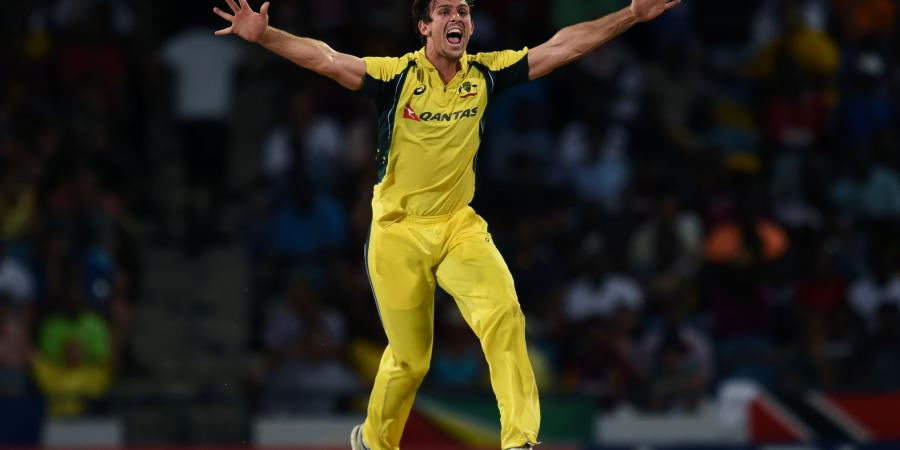 Mitch Marsh ready to be third quick