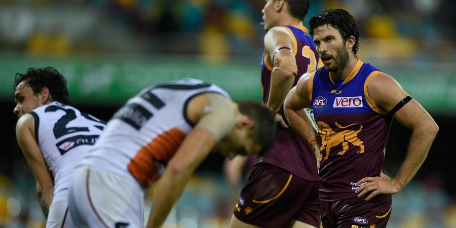 Lions plumb new depths with GWS loss