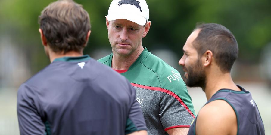 Maguire not to blame: Souths