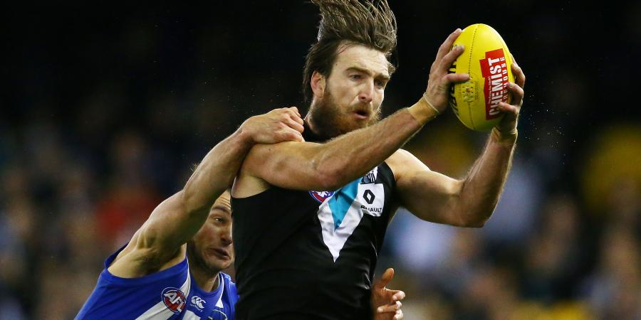 Dixon hopes to play in big match after injuring ankle against Roos