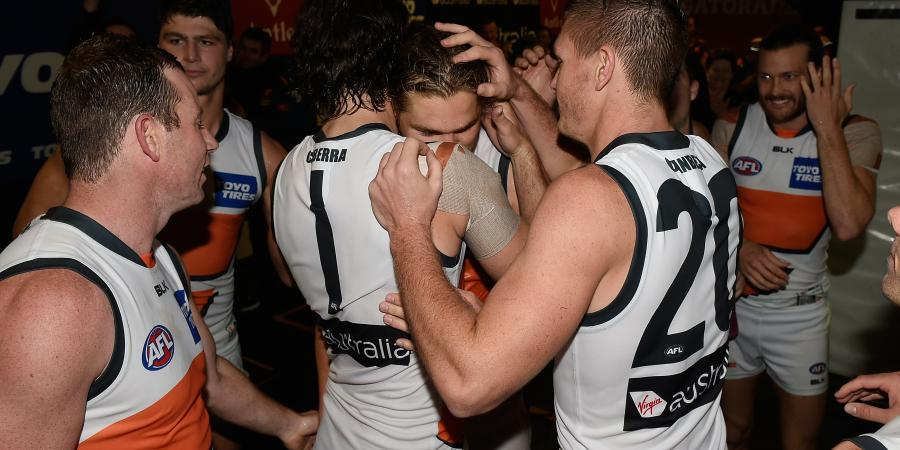 GWS season to be defined: Cameron