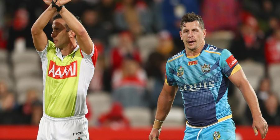 Greg Bird faces another NRL ban