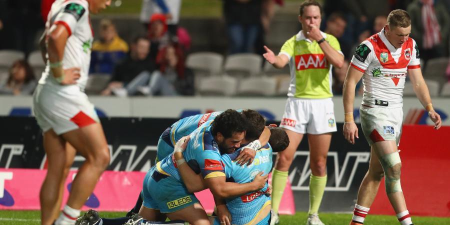 Titans facing halves selection headache