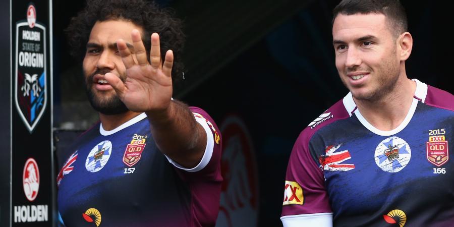 Thaiday gives blessing to captain Boyd