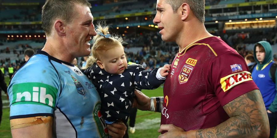 Parker, Gallen up for Kangaroos: Meninga