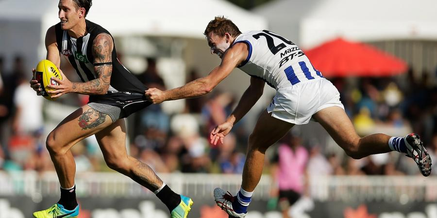 Magpies prepared for North backlash