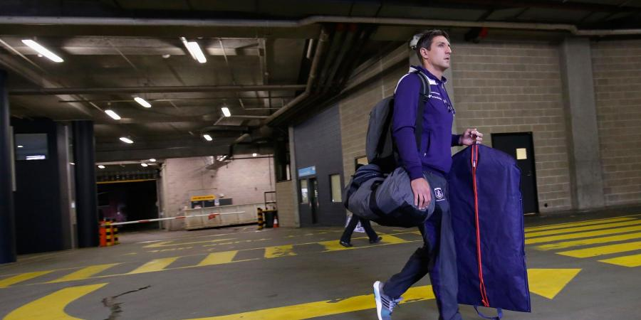 Banged up Pavlich ready for the end