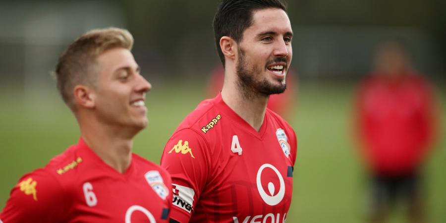Mauk leaves Adelaide United for Dutch club