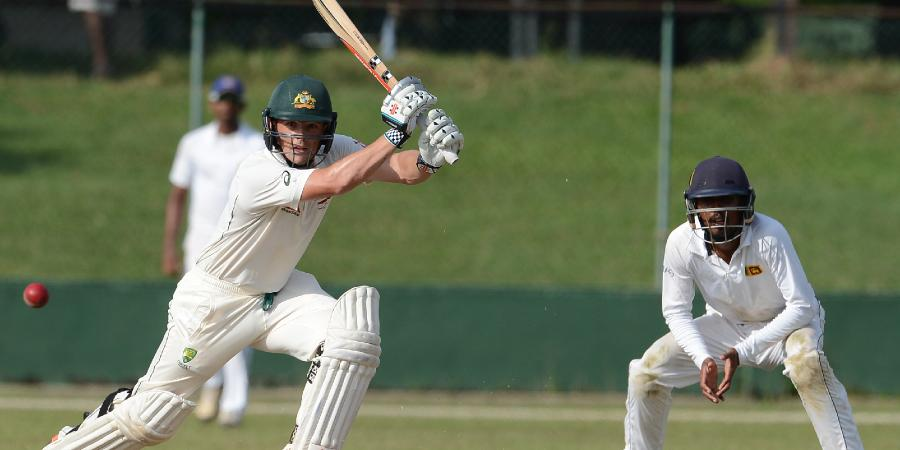 Handy runs from O'Keefe in Colombo