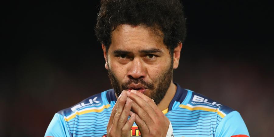 Happy Hurrell ready to fire for Titans