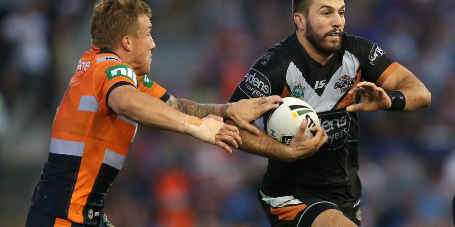 Tedesco to step it up say Tigers