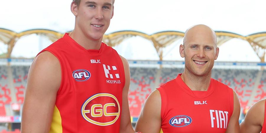 Lynch backs Ablett to see out Suns deal