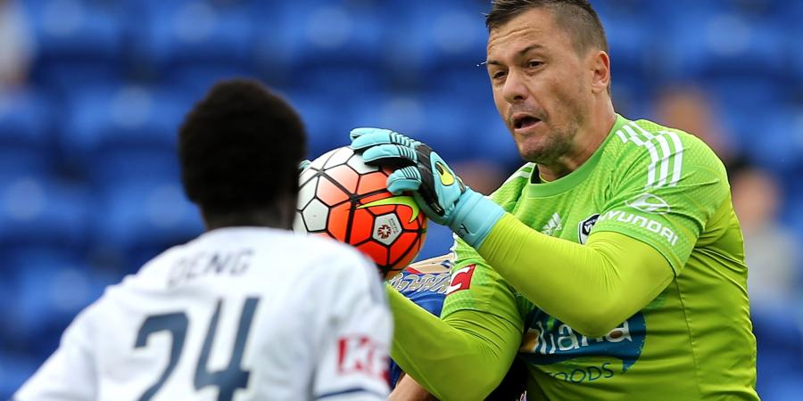 Vukovic departs Victory, signs with Sydney