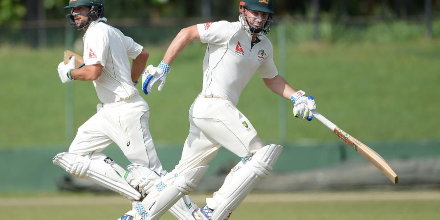 O'Keefe takes 10 as Aussies win in Colombo