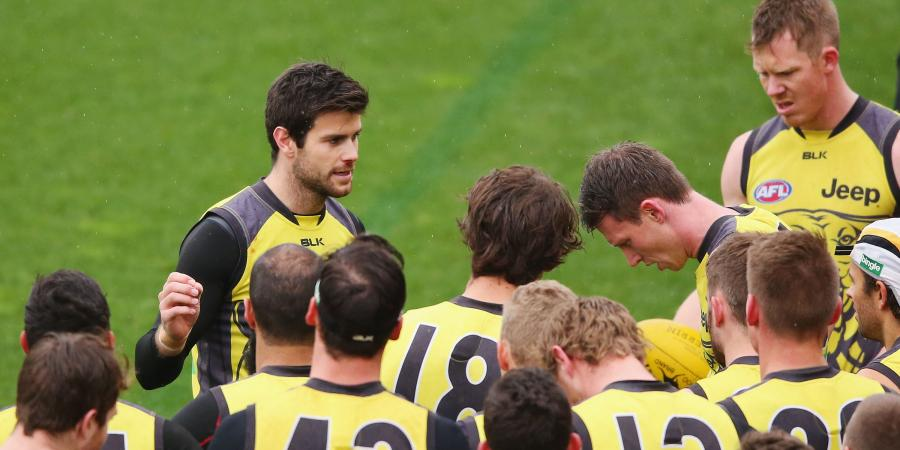 Cotchin rates Tigers against Hawks