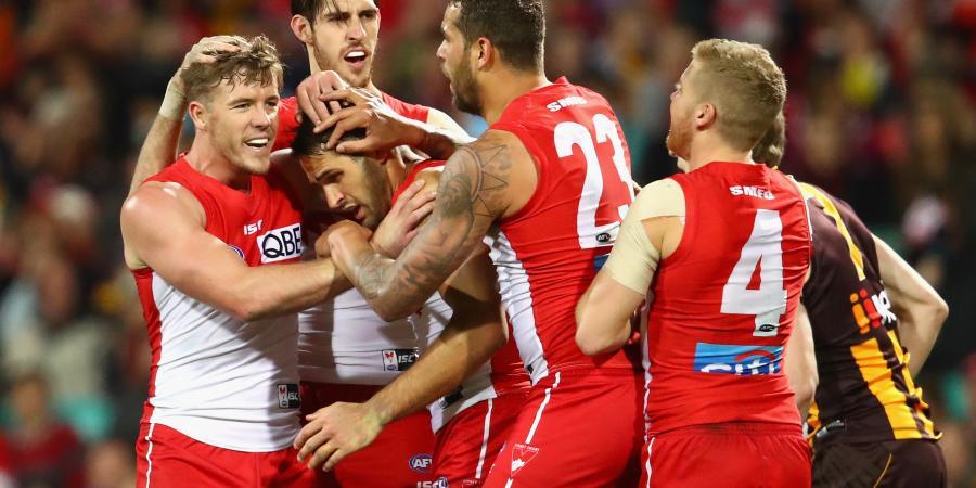 Swans focus on rebound against Carlton