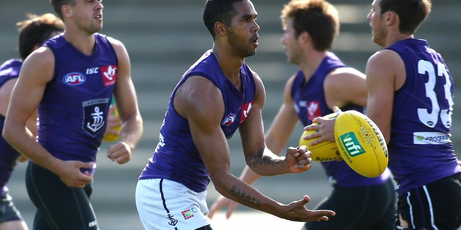 Dockers give Yarran a second chance