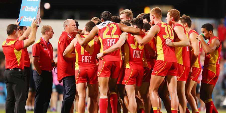 Suns to get creative for Dockers clash