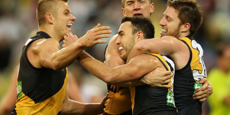 Dockers reportedly keen on Tiger midfielder