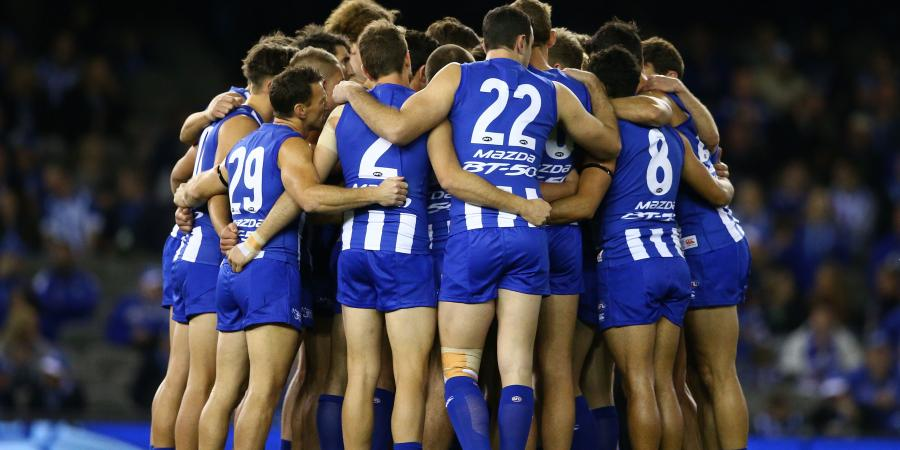 North desperate to stop AFL slump