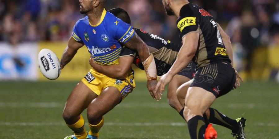 Eels' Ma'u faces one-match NRL ban