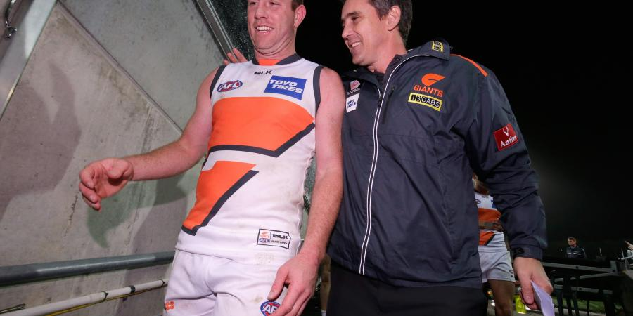 Giants coach lauds victory over Port