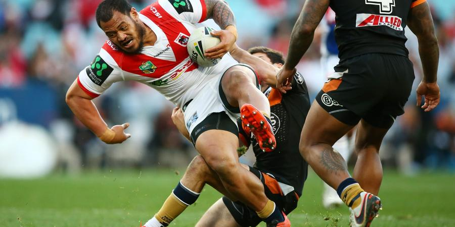 Broncos pair cop one-match ban