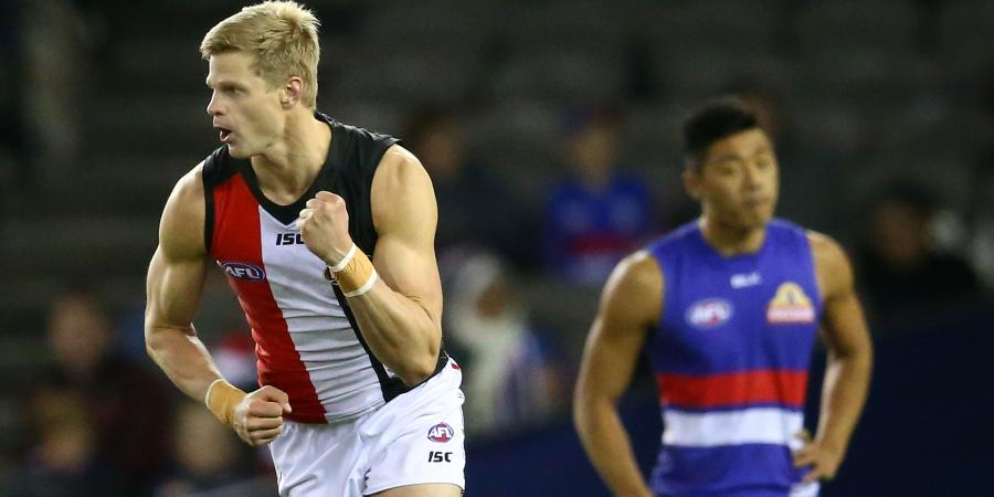 AFL fans, keep hands off: Riewoldt