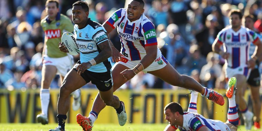 Cronulla flex their premiership muscle