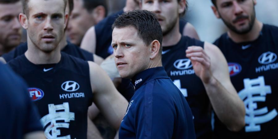 Bolton rues close shaves for Carlton