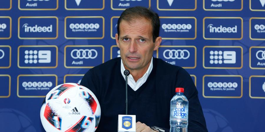 Allegri unfazed amid Pogba transfer talk