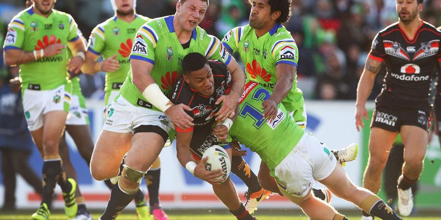 Raiders in top four with golden win